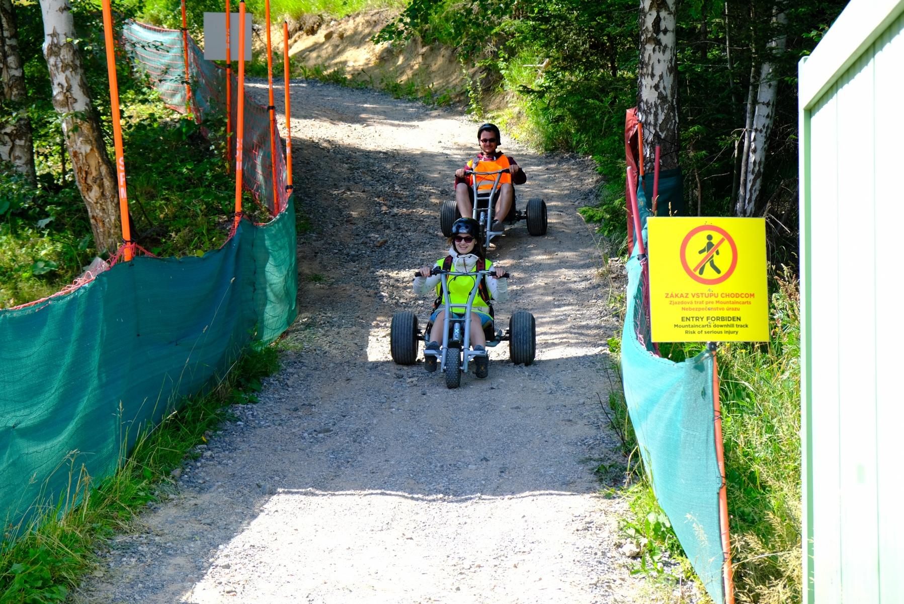červenec 2019 Vysoké Tatry